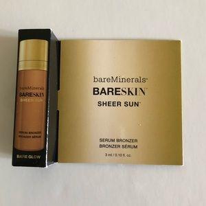 💰5 for $25💰 BareMinerals Bare Skin Serum Bronzer